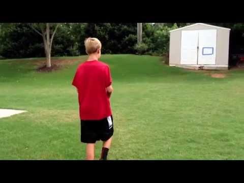 1. How to Throw 4 nasty wiffleball pitches.