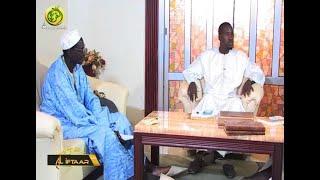 Al Iftar sur Al Mouridiyyah Tv 26e Jour mois Ramadan - 20 mai 2020: Invité Serigne Mame Mor NDAW
