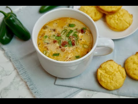 Jalapeno Popper Soup Recipe