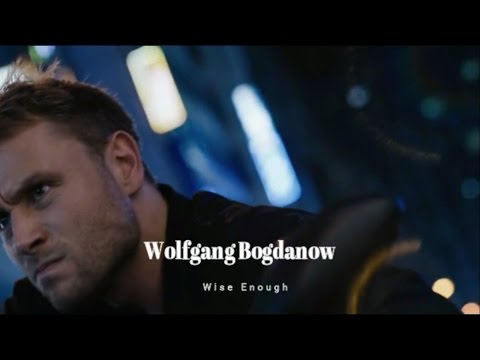 wolfgang bogdanow: Wise Enough | Sense8