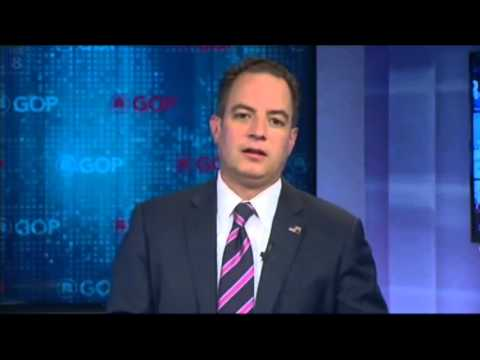 RNC Chairman Reince Priebus On Fox Cleveland News