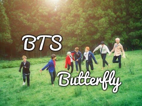 BTS Butterfly: Korean X Japanese