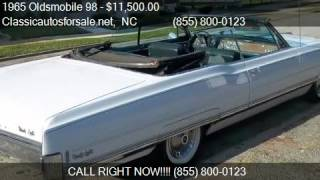 1965 Oldsmobile 98  for sale in Nationwide, NC 27603 at Clas #VNclassics