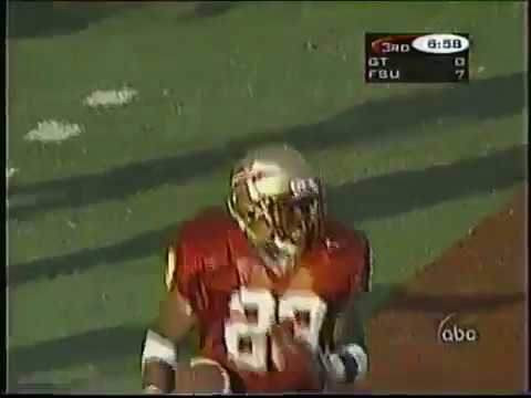 Seminole Moment: Travis Minor