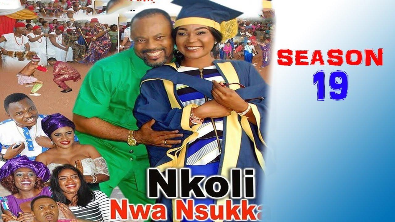 Download Nkoli Nwa Nsukka Season 20 - 2016 Latest Nigerian Nollywood igbo Movie