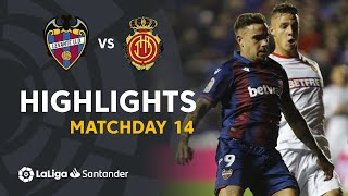 Highlights Levante UD vs RCD Mallorca (2-1)