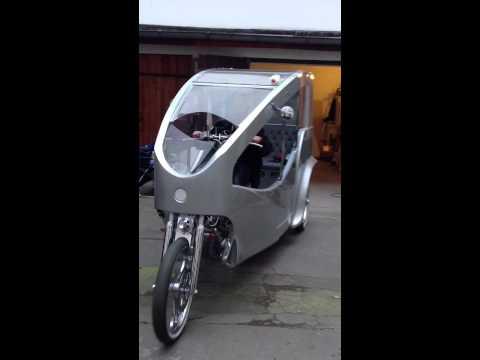 The Garry Orriss Berlin Solar Taxi