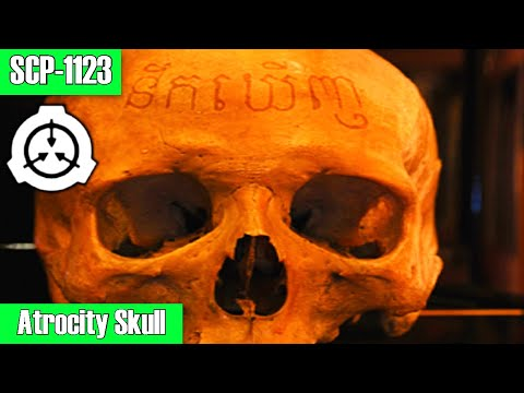 SCP-1123 Atrocity Skull | Object Class: Safe | Skeletal / mind-affecting / hallucination scp