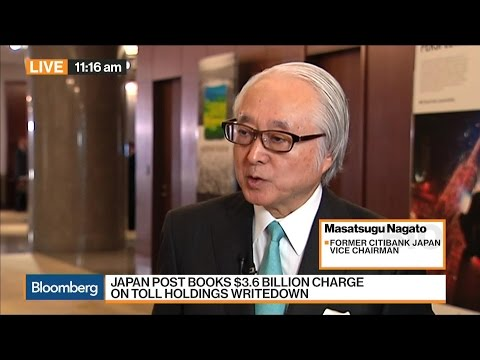Japan Post's CEO Seeks to Expand Business Abroad
