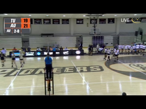 Tusculum University Volleyball vs. Anderson
