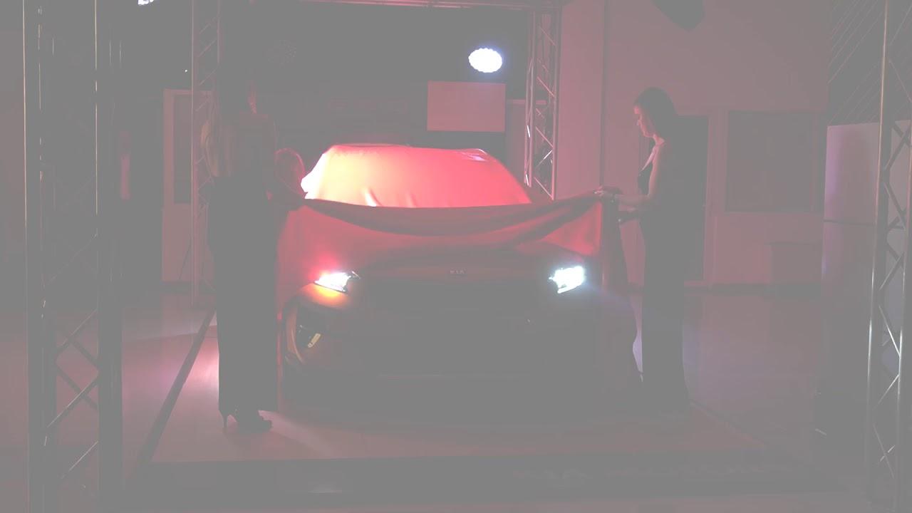 Како изгледаше промоцијата на новиот на Kia XCeed?