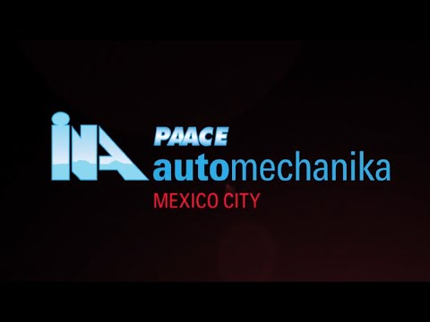 INA PAACE Automechanika Mexico City - 2016 (Spanish)