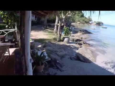 บังกะโลที่พักหมู่บ้านชาวบนชายหาดสวย ๆ Beautiful Beach and Bungalow in Fisherman Village