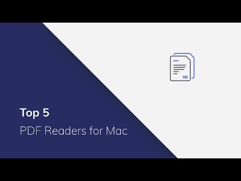 Top 5 PDF Readers For Mac You MUST Know
