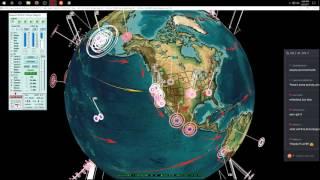 6/02/2017 -- Large M6.9 earthquake strikes Alaska Aleutian Islands (North Pacific)