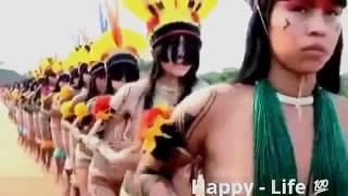 uncontacted Tribes  Yanomami Amazon Rain Forest  life  Documentary