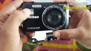 Nikon Coolpix A300 Camera Unboxing And Review In Hindi 2020