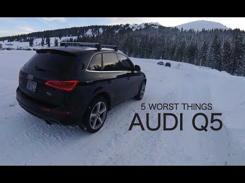 5 Worst Things about the Audi Q5