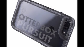 OtterBox PURSUIT Series Case for iPhone 7 Plus & 8 Plus (CLEAR) - ULTIMATELY PROTECTIVE