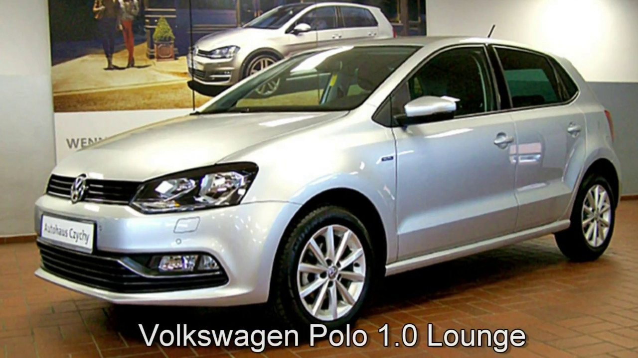 volkswagen polo 1 0 lounge gy290387 reflexsilber autohaus. Black Bedroom Furniture Sets. Home Design Ideas