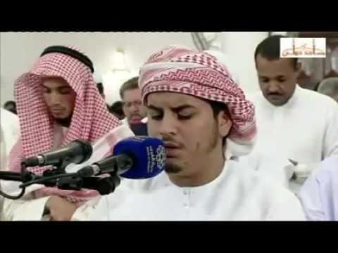 New Amazing Recitation!! 1437-2016 Taraweeh Kuwait~ Qari Hazza Al Balushi ~ Surah Nissa