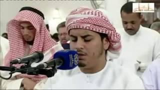 Repeat youtube video New Amazing Recitation!! 1437-2016 Taraweeh Kuwait~ Qari Hazza Al Balushi ~ Surah Nissa