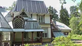 видео Музей-усадьба Ильи Репина «Пенаты»