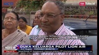 Orangtua Bhavye Suneja Menuju Jakarta, Insiden Lion Air JT 610 Mengejutkan Keluarga - SIM 31/10