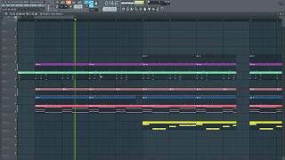 Lil Tecca ft Juice WRLD - Ransom (instrumental) + FLP