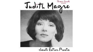 Judith Magre - La prostituée (qu'avez vous à dire)