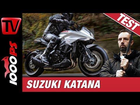 Suzuki GSX-S1000S Katana - das völlig neue Retro! Test, Preise, Fakten