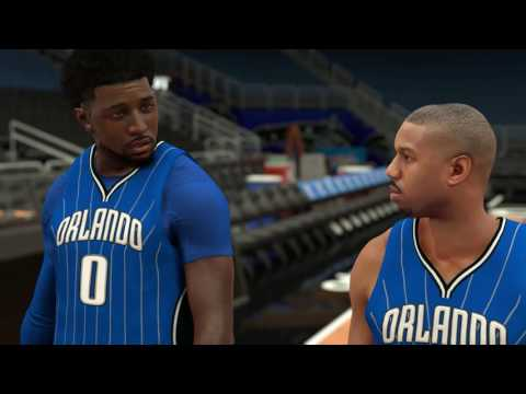 NBA 2K17 MyCareer- Justice TRADED!?