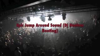 Sandro Silva & Quintino vs Funkerman-Epic Jump Around Sound(Dj Haakon Bootleg).m4v