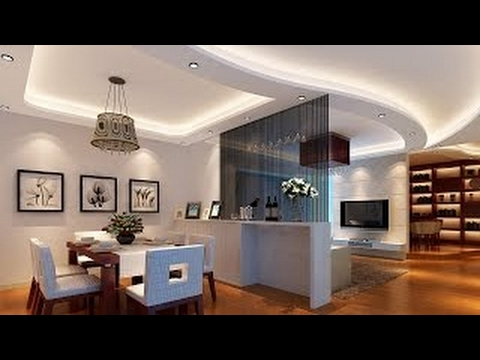 25 The Best Gypsum Wall Designs For Living Room False Ceiling Design