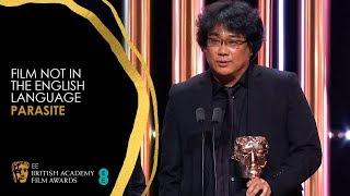Parasite Wins Film Not in the English Language | EE BAFTA Film Awards 2020