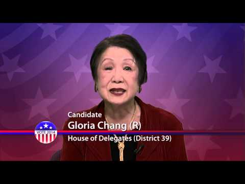 Gloria Chang (R), Candidate for Maryland House of Delegates District 39