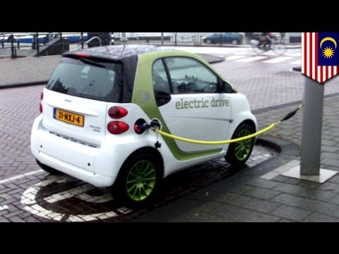 Electric cars 2014: Malaysia debuts first electric EV car sharing program