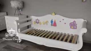 Детские кроватки  ТМ 'Поляна Сказок'. Магазин BABY ROOM Одесса