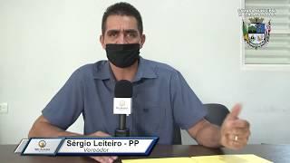 12ª Sessão Ordinária - Sergio Leiteiro