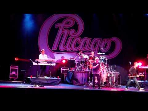 Chicago The Band - Baby What a Big Surprise - Live in Rio - 2010