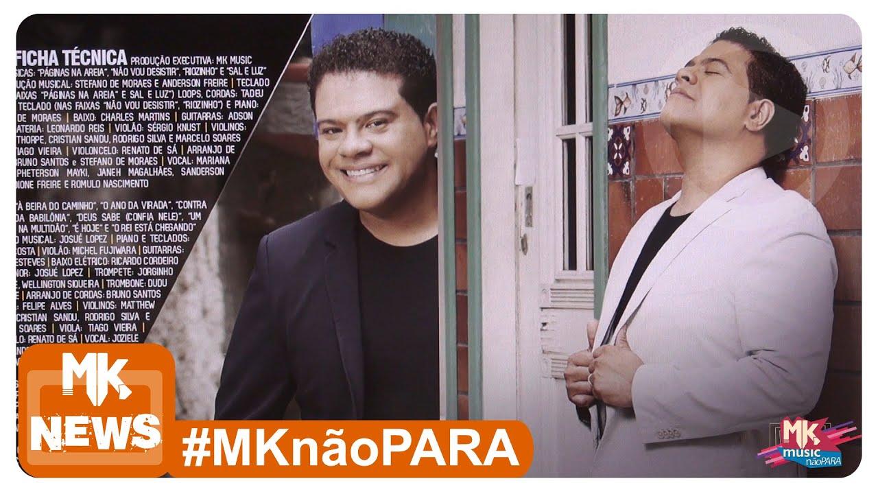 Wilian Nascimento - Confere Capa do seu Novo CD Não Vou Desistir (#MKnãoPARA)