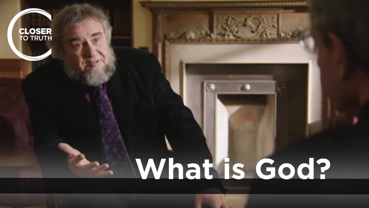 Closer to Truth - Paul Fiddes - What Is God?