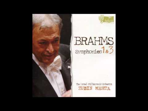 Brahms- Symphony no.3 in F, op.90 - 3. Allegro giocoso