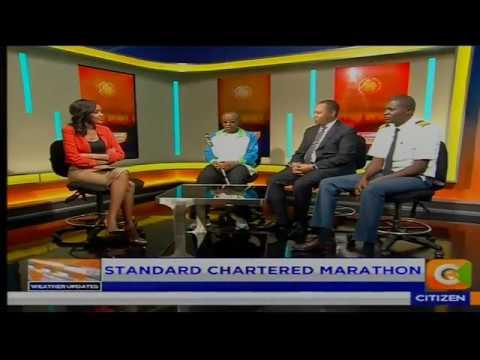 Power Breakfast: Standard Chartered Marathon