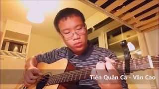 [Guitar Cover] Tiến Quân Ca - Văn Cao (Vietnam's National Anthem)