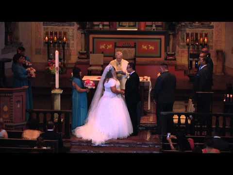 Jesus & Claudia Gastelum Wedding Ceremony - May 2, 2015