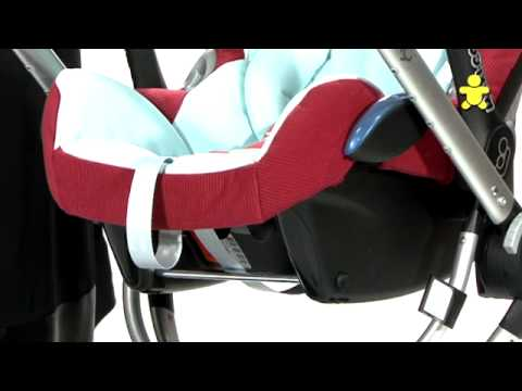 Quinny Buzz 3 Travel System -- Bellababy.ie