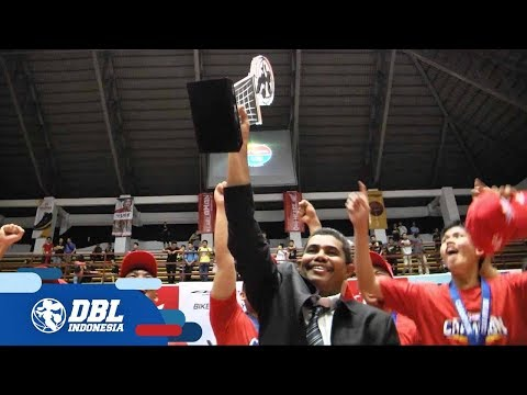 Final Party Honda DBL Aceh Series 2017
