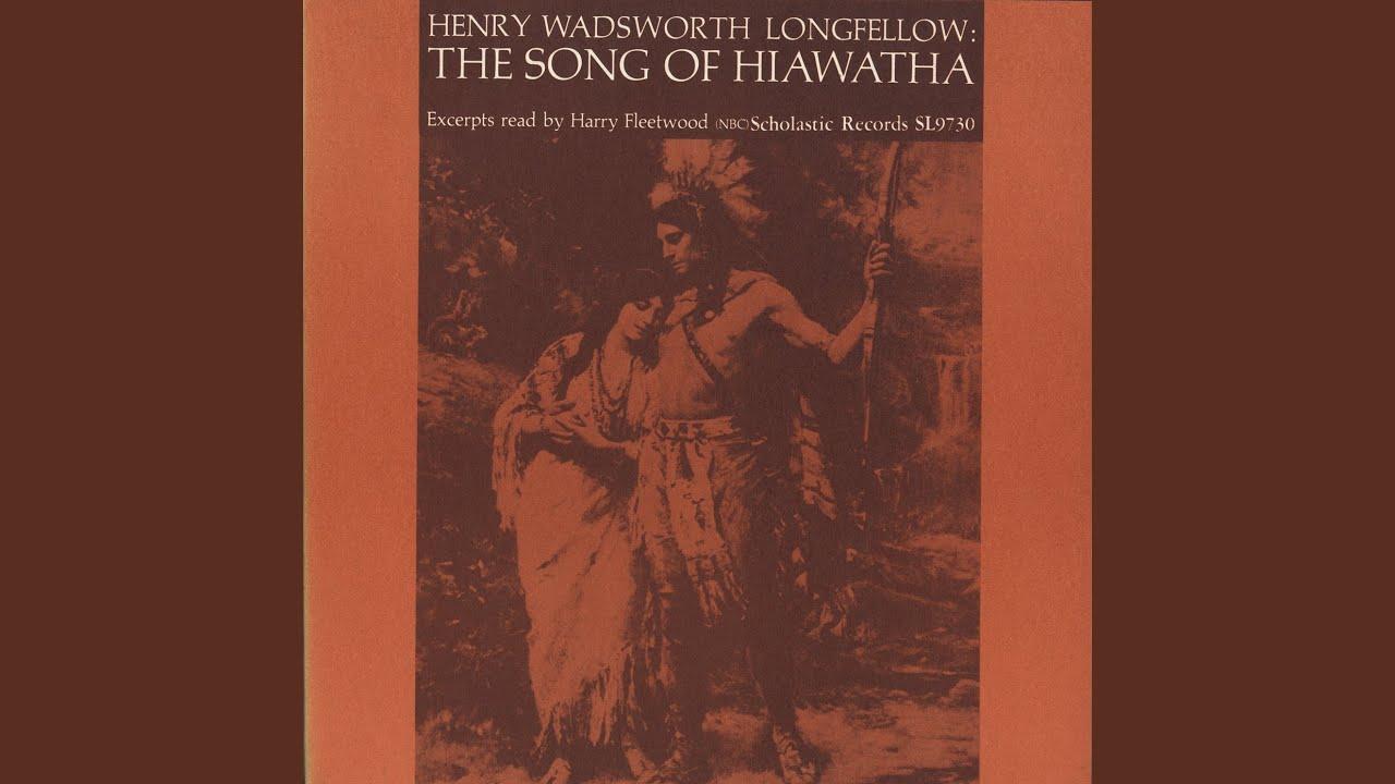 hiawatha s departure xxii hiawatha s departure xxii