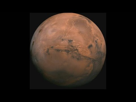 NASA scientists find evidence of water on Mars - 동영상